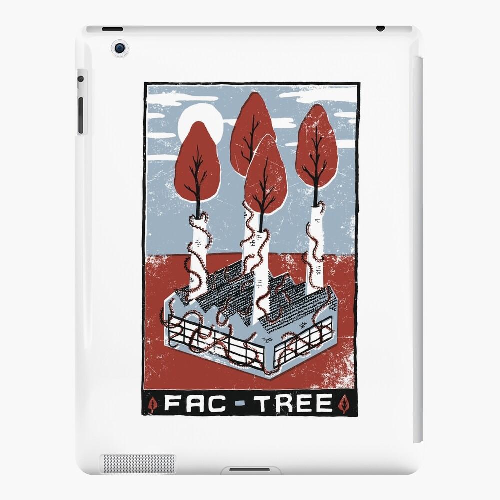 Fac-Tree iPad-Hülle & Skin
