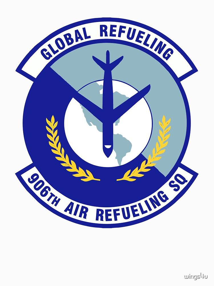 Model 41 - 906th Refueling by wings4u