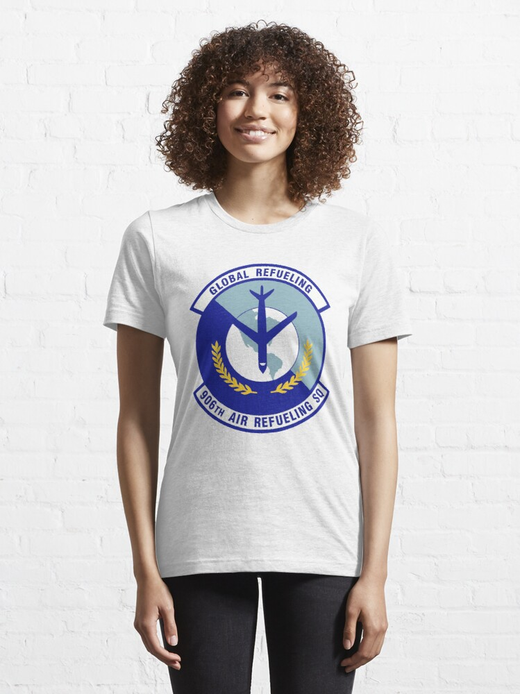Alternate view of Model 41 - 906th Refueling Essential T-Shirt