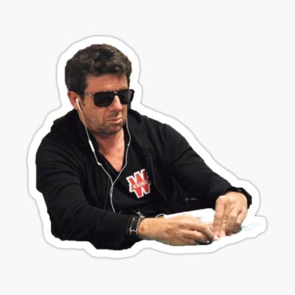 meme patrick bruel Sticker