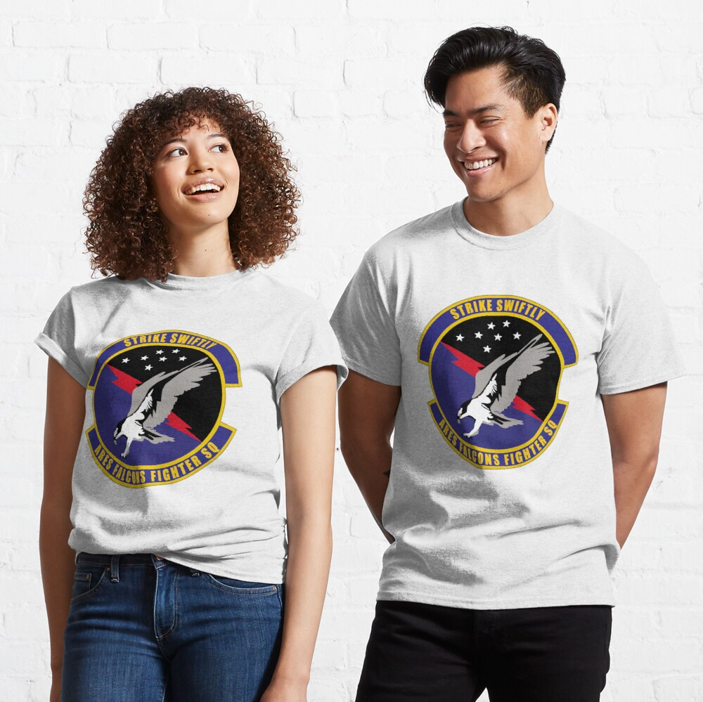 Model 42 - Ares Falcon Fighters Classic T-Shirt