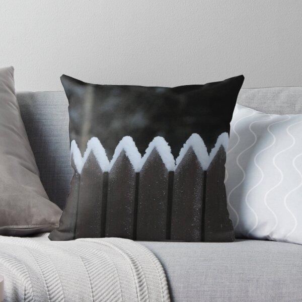 Tvora Throw Pillow
