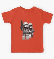 Clonetrooper lego Kids Tee