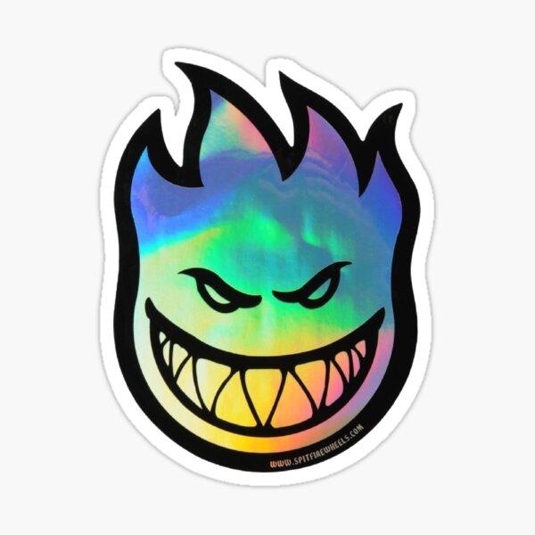 Logo Spitfire tie die Sticker