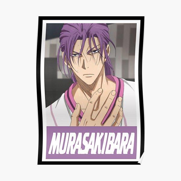 Kuroko No Basket - Atsushi Murasakibara Poster