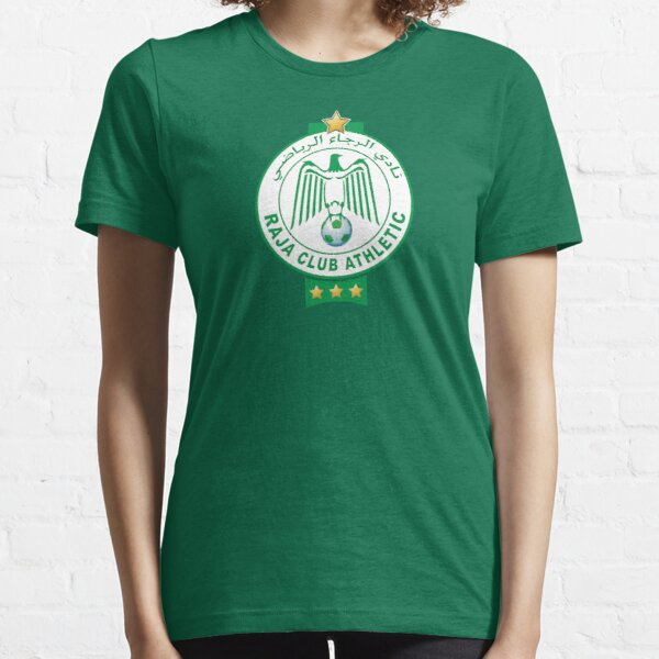 Raja Club Athletic Casablanca morocco  Essential T-Shirt