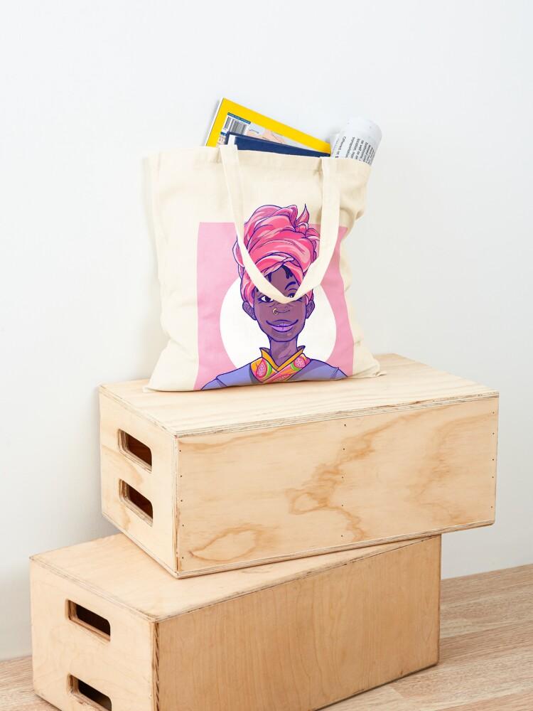 Alternate view of Guava Season #1 Tote Bag