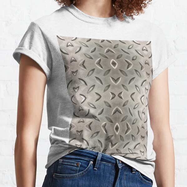 Stainless Steel Floor Plate Classic T-Shirt