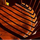 Shadows on Chair by cclaude