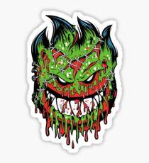 Zombie Spitfire Sticker
