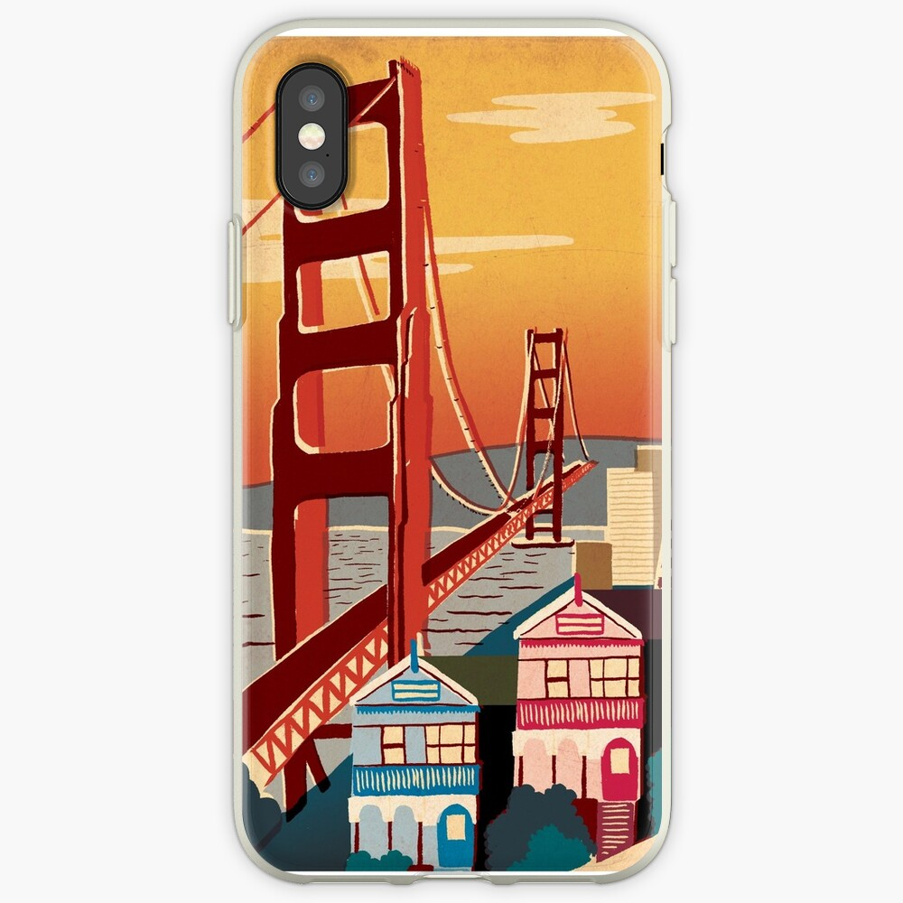 San Francisco iPhone-Hülle & Cover