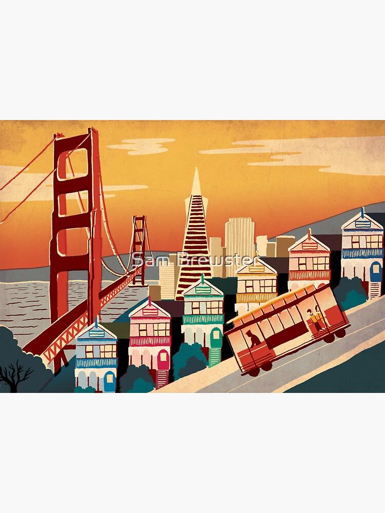San Francisco von sambrewster
