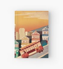 San Francisco Hardcover Journal