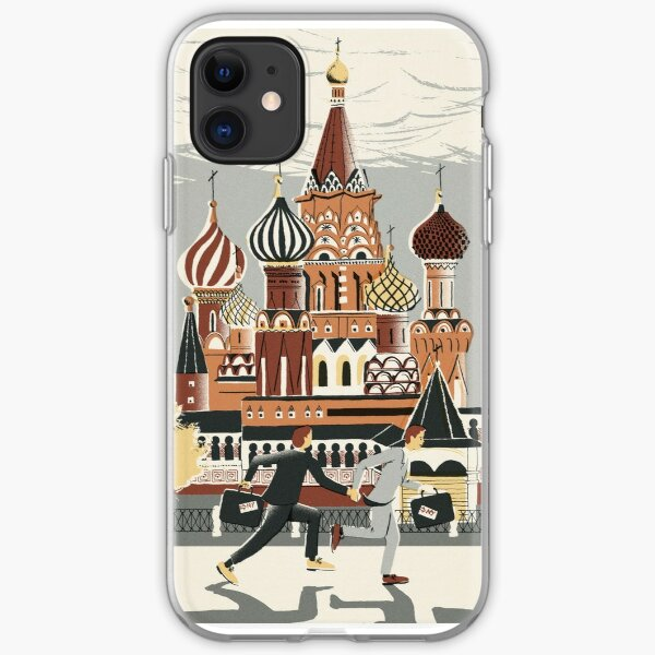 Saint Basil's Cathedral iPhone Soft Case