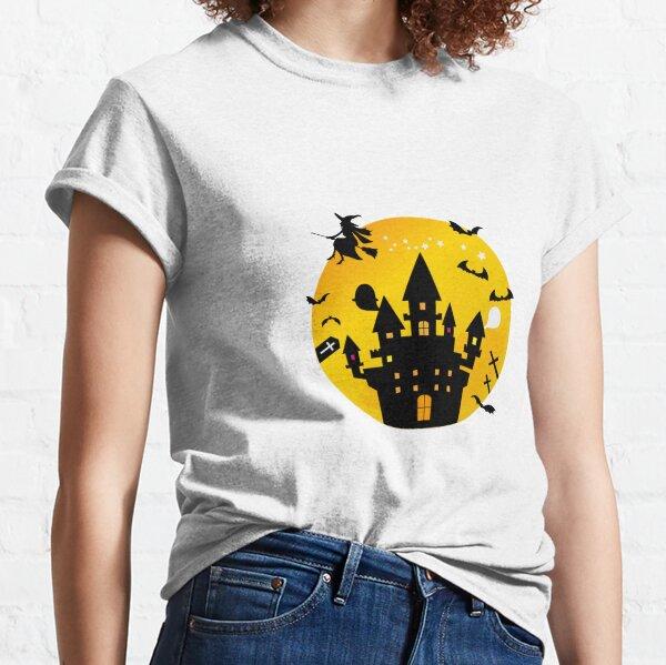 Halloween t shirt design Classic T-Shirt