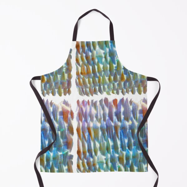 Trapped in my networks? - Tangled up in my nets!  Apron
