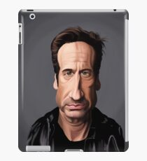 Celebrity Sunday - David Duchovny iPad Case/Skin