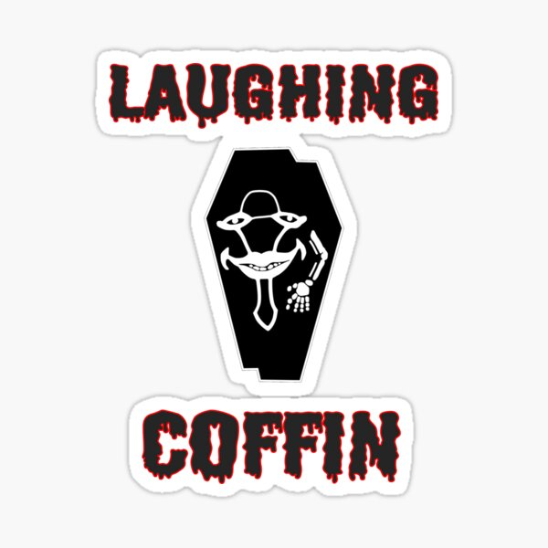 Sword Art Online Laughing Coffin Sticker