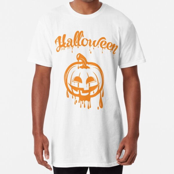 Halloween dark night Long T-Shirt