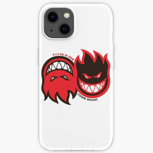 Spitfire double iPhone Soft Case