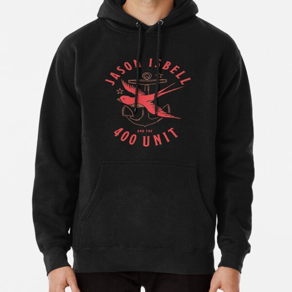 The Most Wanted Jason Isbell and The 400 Unit Original Merchandise Pullover Hoodie