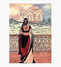 Indische Frauen Fotodruck