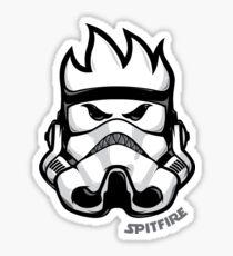 Spitfire Star Wars Sticker