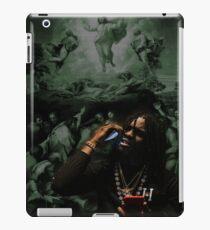 chief keef x jesus iPad Case/Skin