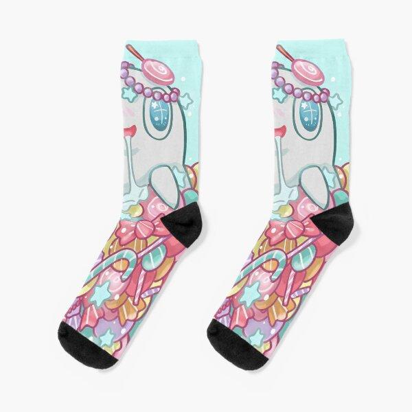 Kibo's Candy Socks
