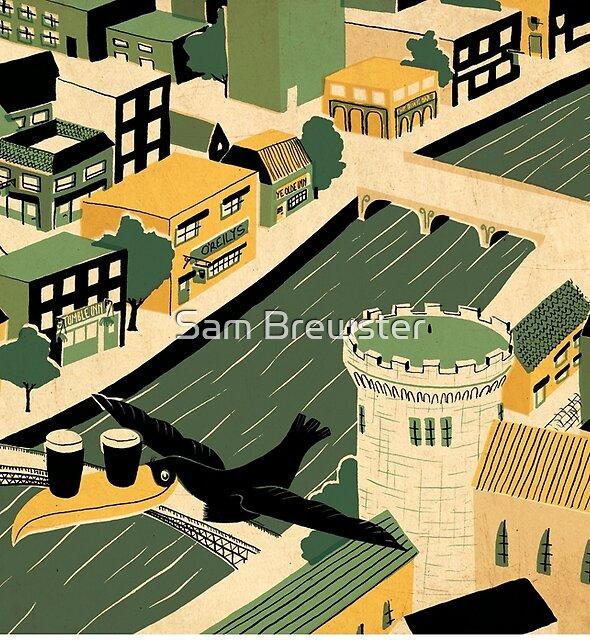 Dublin by Sam Brewster