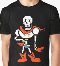 Undertale Papyrus Art Colorized Graphic T-Shirt
