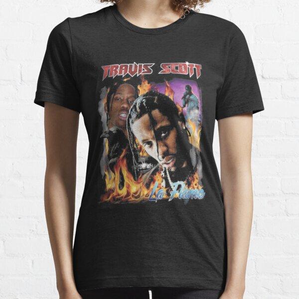 Travisscott T-shirt essentiel
