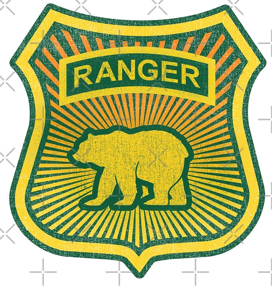 ranger mature bear