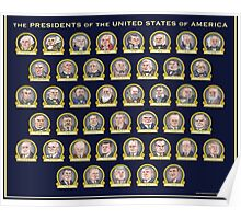 Presidents of the USA Poster