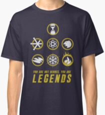 Legends Of Tomorrow  Classic T-Shirt