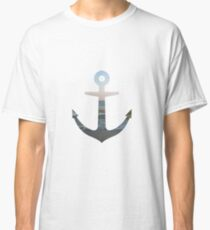 seaside anchor Classic T-Shirt