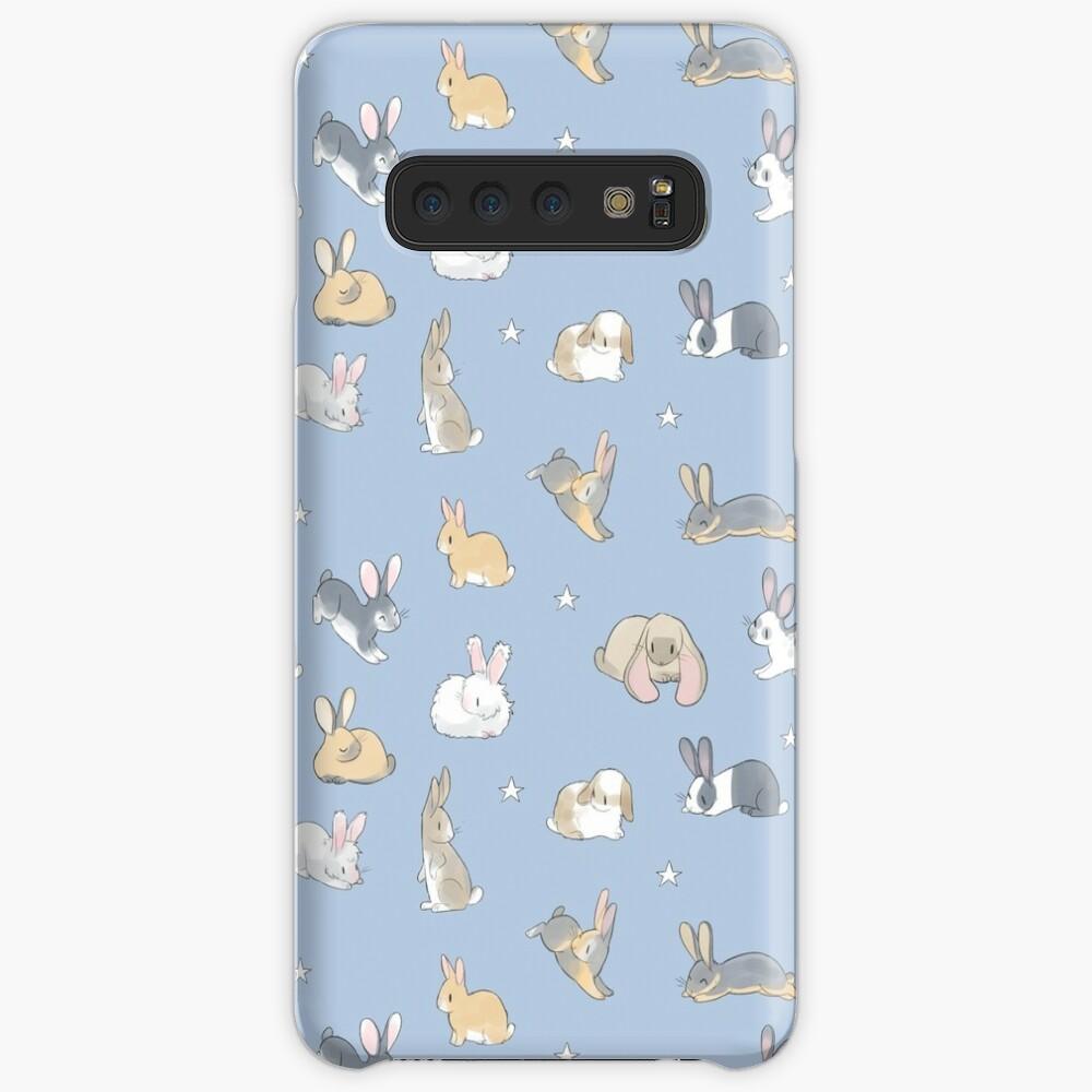 Abundance of buns - blue Case & Skin for Samsung Galaxy