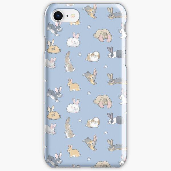 Abundance of buns - blue iPhone Snap Case