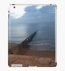 Calm morning iPad Case/Skin