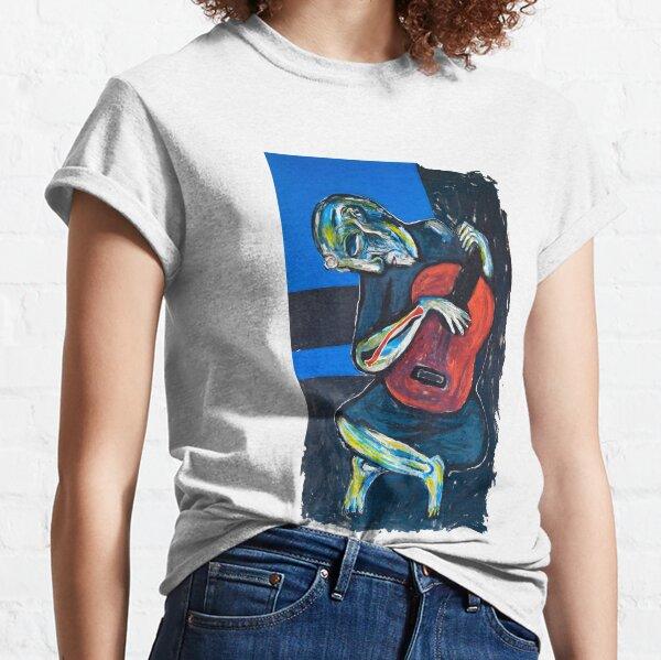 La miseria de Picasso Camiseta clásica
