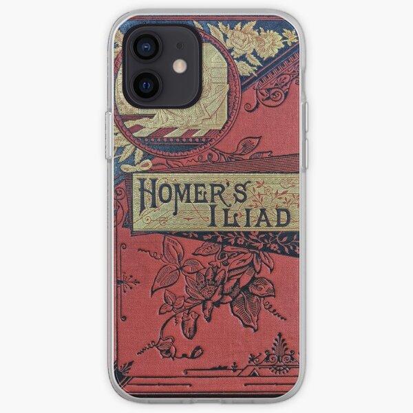 The Iliad, 19th Century edition iPhone Soft Case