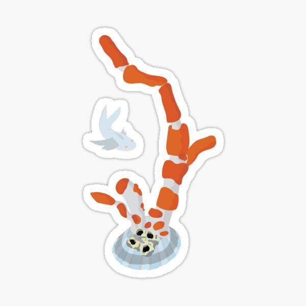 synergy, ocean life sharing energy Sticker
