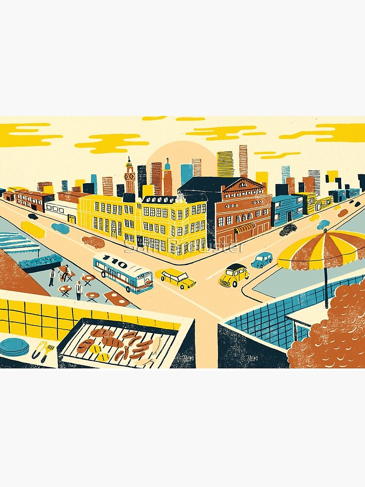 Buenos Aires by sambrewster