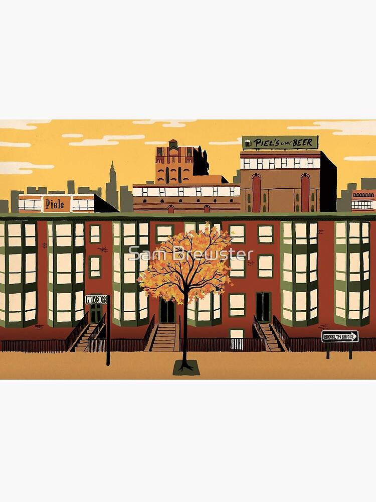 Brooklyn by sambrewster