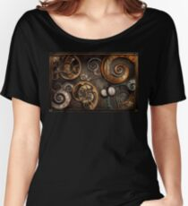 Steampunk - Abstract - Time is complicated Women's Relaxed Fit T-Shirt