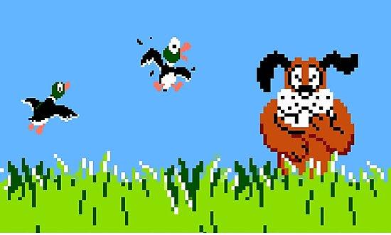 Duck Hunt by JDNoodles