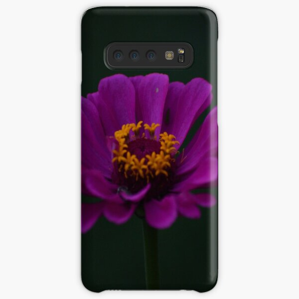 Purple Zinnia Samsung Galaxy Snap Case