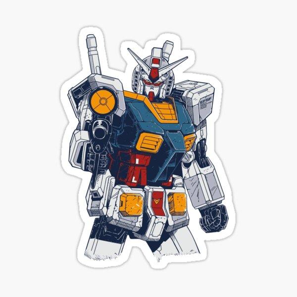 RX-78-2 Sticker