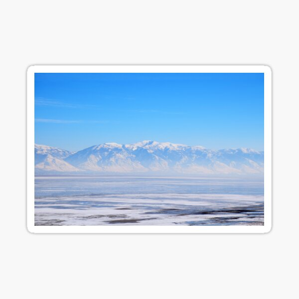 Salt Lake  Sticker
