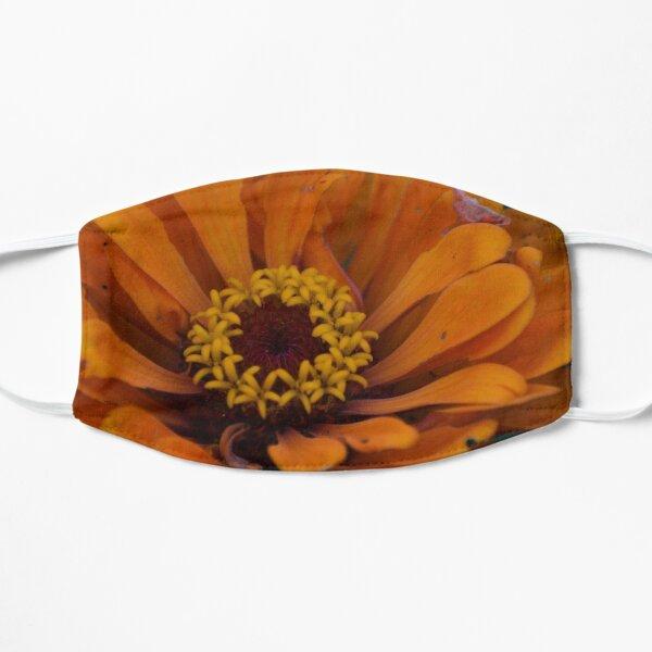 Orange Zinnia Mask